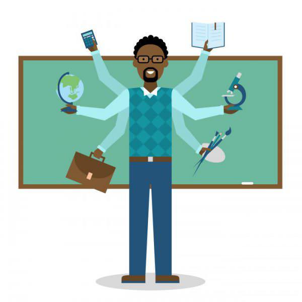Curso em EAD: Organização pessoal para professores.