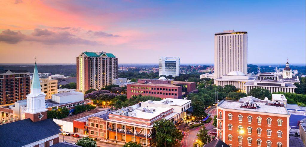 Tallahassee  - capital da Flórida | EUA