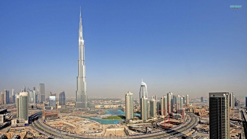 Burj Khalifa unasp