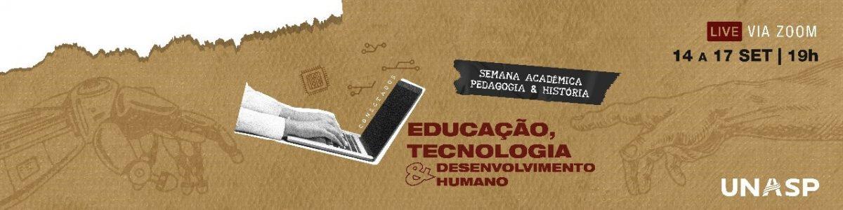 Semana Acadêmica de Pedagogia e História