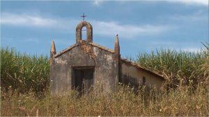 O estudo foi desenvolvido na Capela de Santa Bárbara em Artur Nogueira/SP.