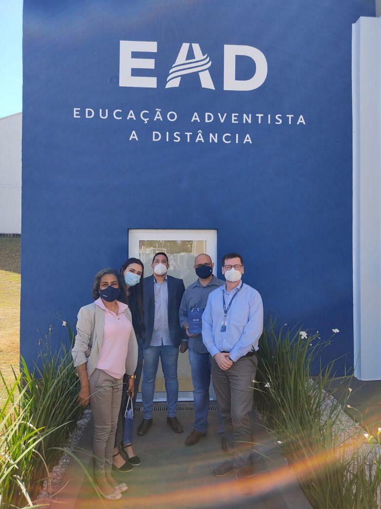 Evento de inauguração do polo da Educação Adventista a Distância (EAD) em Artur Nogueira